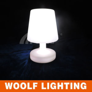 Modern Glowing Popular LED Restaurant Table Lamps pictures & photos
