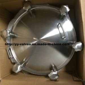 Stainless Steel Manhole Cover with Pressure pictures & photos