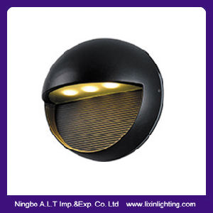 Round IP54 LED Wall Light 3*1W Edison Chip Hotel & Home Decoration pictures & photos