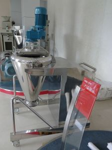 Conical Screw Mixer with Half Open Top Cover pictures & photos