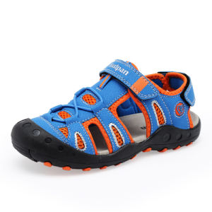 Sandal Shoe Casual Summer Beach Footwear for Children Shoes (AKP430) pictures & photos