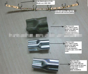 Aluminium Metal Stamping Parts for Electronic pictures & photos