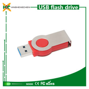 Waterproof Pen Drive Swivel USB Flash Drive pictures & photos