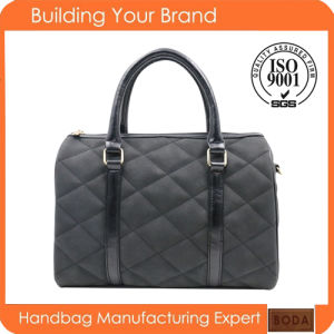 OEM Professional Fashion Branded Female PU Leather Women Travel Bag pictures & photos