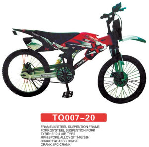 """Motor Style of Children Bike/Suspension Fork 14"""" pictures & photos"""