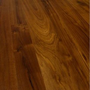 Elegant Appearance American Walnut Wood Floors for Indoor Decrotation