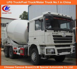 Shacman Concrete Mixer Trucks 8cbm pictures & photos