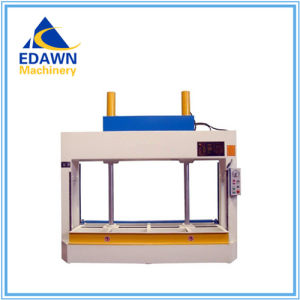 Mz100t Model Plywood Veneer Hydraulic Cold Press Machine Woodworking Machinery pictures & photos