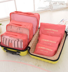 Fashion Traveling Storage Nylon Organizer (58791) pictures & photos
