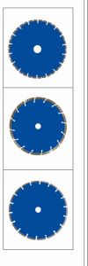 Marble/Granite Cutting Diamond Saw Blade pictures & photos