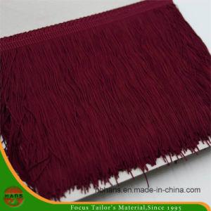18cm Wine Color Tassel Fringe Lace (HACF151800001) pictures & photos