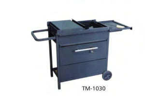BBQ Charcoal Grill with Wheels (TM-1030) pictures & photos