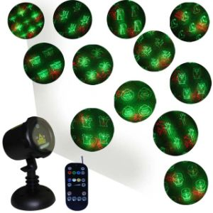 Outdoor Star Garden Laser Shower /Christmas Laser Light pictures & photos
