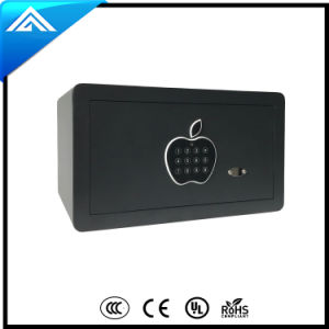 Laser Cutting Mini Electronic Safe Box for Home and Hotel Use pictures & photos