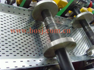 Galvanized Steel Cable Tray Roll Forming Production Machine Factory Manufacturer Indonesia pictures & photos