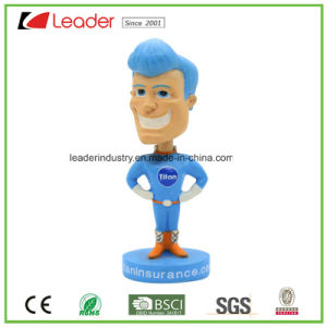 Bobble Resin Custom Bobbleheads Soldier Figurine for Home Decoration pictures & photos