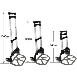 Fold Hand Truck with Aluminium Material pictures & photos