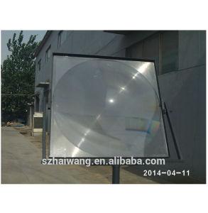 Linear Big Fresnel Lens Optical PMMA Solar Lens (HW-F1010) pictures & photos