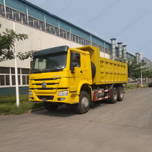 Sinotruk HOWO Dump Truck Tipper Truck with 6X4/8X4 371HP Engine pictures & photos