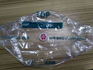 CPR Face Shield CPR Mouth to Mouth Mask with Bag Lifekey pictures & photos