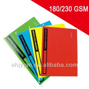 Hot Sale A4/FC Office Paper Hanging File pictures & photos