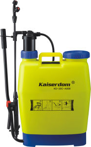 20L PE Hand Sprayer Manual Sprayer PP (KD-20C-A008) pictures & photos