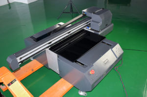 UV Machine for Any Surface Printing Digital Print on Leather pictures & photos