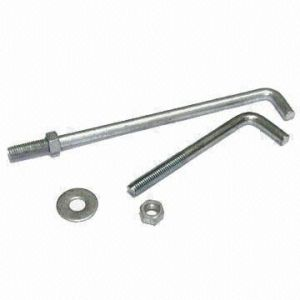 Anchor Bolts with Washer pictures & photos