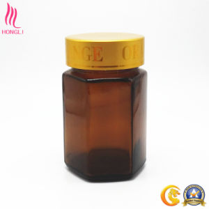 Packaging Glass Bottle for Health Care Packaging Use pictures & photos