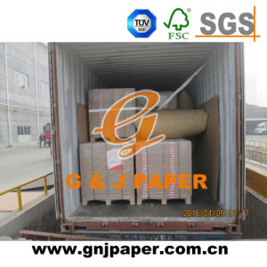 High Whiteness C2s Coating Paper for High Speed Printing pictures & photos