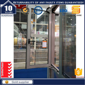 Mobile Double Glazed Aluminum Window with Australian Standard pictures & photos