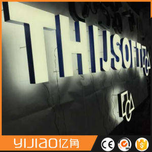 High Luminunce Acrylic LED Double Side Lighting Sign Letters pictures & photos