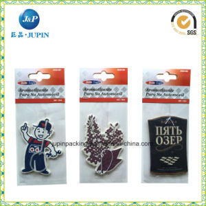 Custom Paper Air Freshener Auto Car Perfume (JP-AR017) pictures & photos