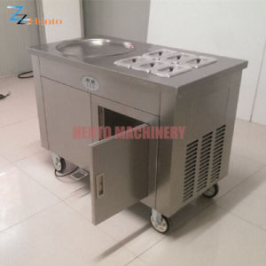 Expert Supplier of Fried Ice Cream Machine pictures & photos