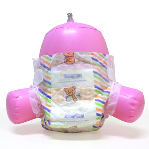 2017 Baby Products Hook & Loop Tape Baby Diaper pictures & photos