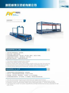 Fuwei EPS Foam Semi-Auto Cutting Machine pictures & photos