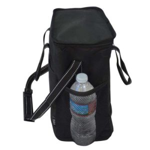 Outdoor Travel Picnic Insulated Wine Beer Carryier 6 Bottles Cooler Bag pictures & photos