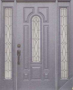 Fiberglass Door (AFOL-FD107)