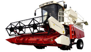 Combine Harvester / Harvester / Corn Harvest