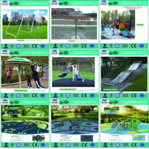 2017 Super Strong Plastic Ship Children Spiral Tube Outdoor Playground for School pictures & photos
