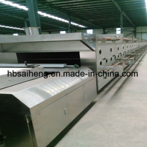 Choice for Hard or Soft Biscuit Production Line pictures & photos