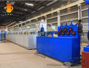Supersonic Frequency Induction Annealing Furnace for Wire Rebar Colding Rolling Production Line pictures & photos