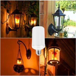 E26 E27 Hot Sale LED Flame Effect Light Bulb LED Flame Light Bulb pictures & photos