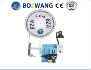 Bzw-2t-DJ / Wire Stripping and Crimping Machine/Cable Terminal Crimping Machine pictures & photos