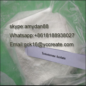 Bodybuilding Steroid Powder 17A-Methyldihydrotestosterone Ermalone Mestanolon acetate CAS: 521-11- 9 pictures & photos
