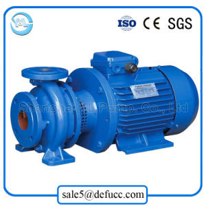 Driven by Electric Motor Horizontal Centrifugal Pump for Field Irrigation pictures & photos