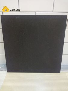 24*24inch 600*600mm Black Matte Surface Finished Polished Wall and Floor Tiles pictures & photos