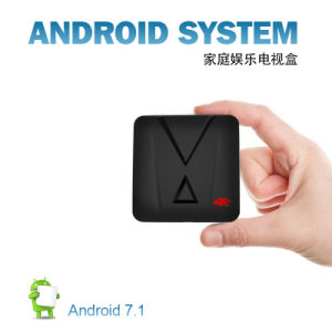 Android TV Box with Quad Core Rk3328 pictures & photos