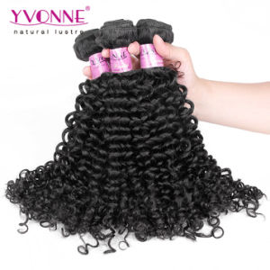 7A Unprocessed Virgin Hair Extension Brazilian Hair Weave pictures & photos