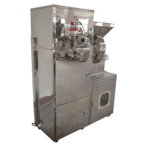 Industrial Food Pulverizer Machine with Dust Collector pictures & photos
